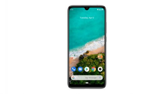 Xiaomi Mi A3 officialisé en Europe:  Android One à partir de 250 euros
