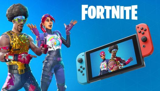 Test - Fortnite Battle Royale débarque sur Switch sans encombres
