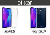 Huawei P30 Pro:  les photos montrent 4 appareils photo !