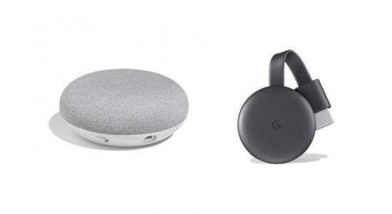 🔥 Bon plan:  un pack Google Home Mini + Chromecast 3 à 75 euros sur Boulanger