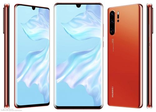 Swipe sur Google Chrome, Huawei P30 Pro, Nokia 7 Plus pirate - Tech'spresso