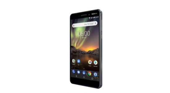 🔥 Bon plan:  le Nokia 6 (2018) descend à 159 euros chez Darty