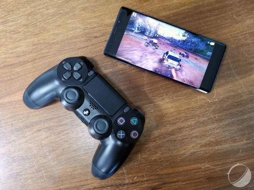 Tuto:  Appairer sa manette PS4 à son smartphone Android