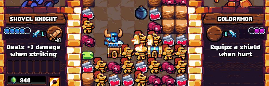 Yacht Club Games annonce Shovel Knight Pocket Dungeon