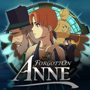 Square Enix annonce l'adaptation du sublime Forgotton Anne sur iOS
