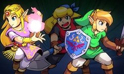 Cadence of Hyrule - Crypt of the NecroDancer Featuring The Legend of Zelda:  un spin-off musical annoncé sur Switch