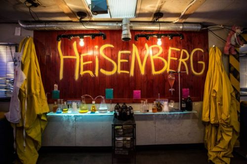 ABQ, le bar inspiré de Breaking Bad, revient à Paris !