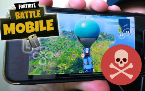 Fausse appli Fortnite: attention aux malwares!