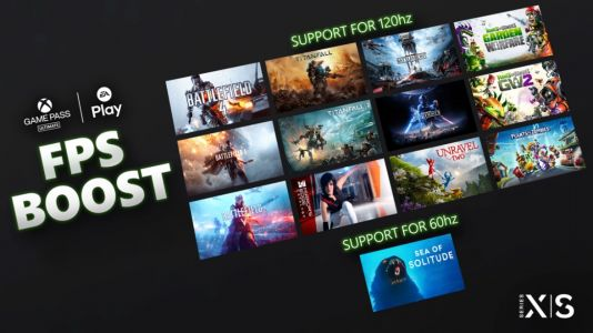 Xbox Game Pass Ultimate:  Microsoft ajoute du FPS Boost à 13 jeux