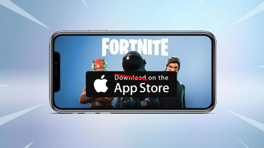 Fortnite Battle Royale est banni de l'App Store:  Apple s'explique