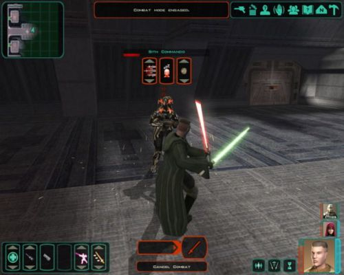 Star Wars:  Knights of the Old Republic 3 n'intéresse plus EA