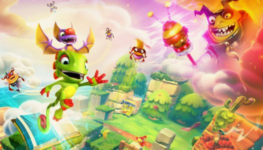 Test - Yooka-Laylee & The Impossible Lair:  trop Rare pour mourir