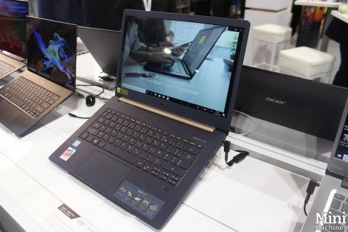 IT Partners 2019:  Acer Swift 5 Pro 514