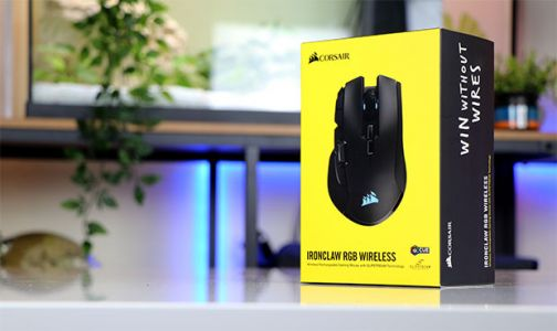 Ironclaw RGB Wireless, le test complet