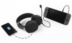 SteelSeries Arctis 3 Bluetooth:  une nouvelle version du casque pensée pour le Nintendo Switch Online
