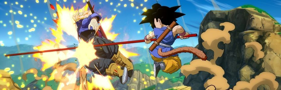 Goku sera disponible le 9 mai dans Dragon Ball FighterZ