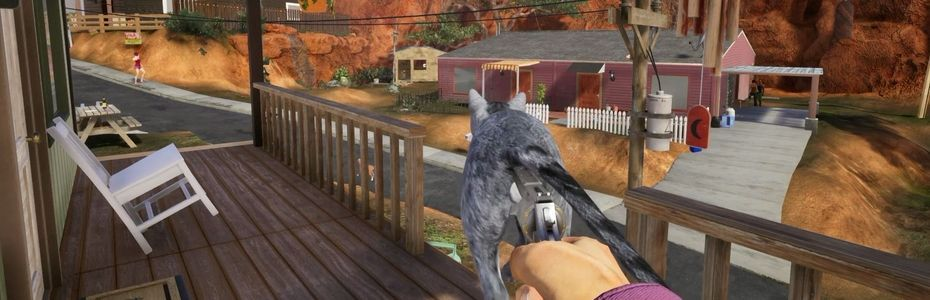 Running with Scissors vient d'annoncer Postal 4