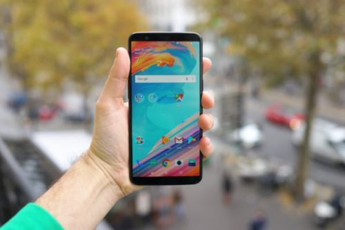 OnePlus 5 et 5T:  Android 9.0 Pie pointe doucement le bout de son nez