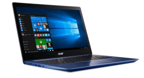 Soldes 2018 - L'ultraportable Acer Swift 3 à 700 €