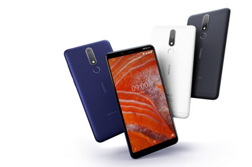 Nokia 3.1 Plus:  l'intelligence artificielle accessible grâce à Android Pie