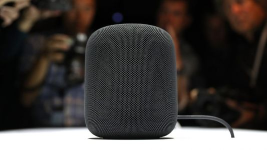 Le HomePod sera officiellement disponible en France au printemps