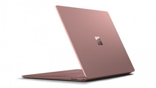Une version rose pour le Surface Laptop 2 en Chine