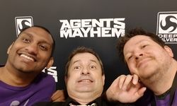 Agents of Mayhem - Interview de Ryan McCabe & Anoop Shakar